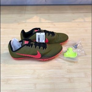 Nike Zoom Rival M 9 Wmns Spike Racing Size 8